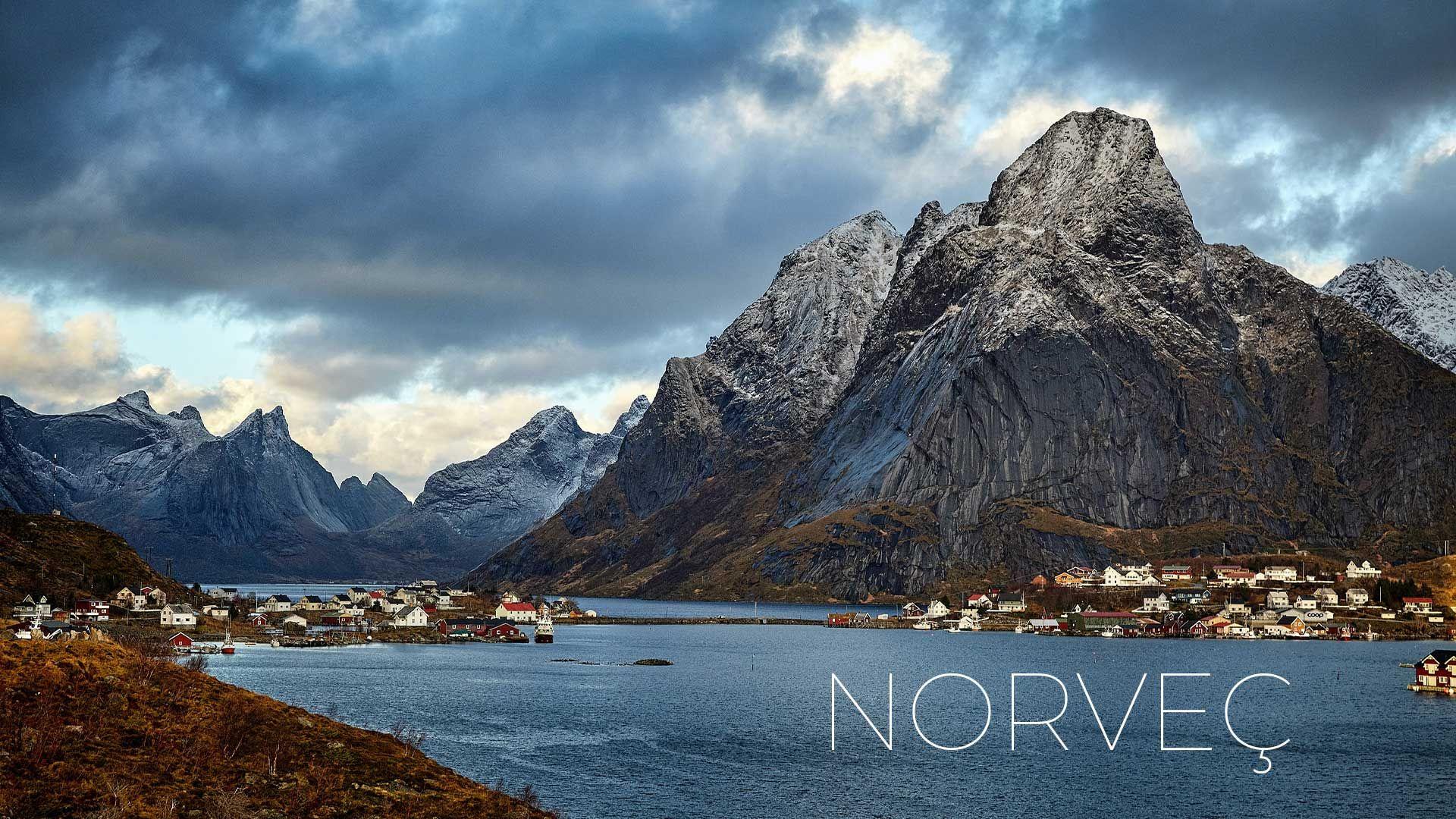 Norveç ve Eşsiz Doğası