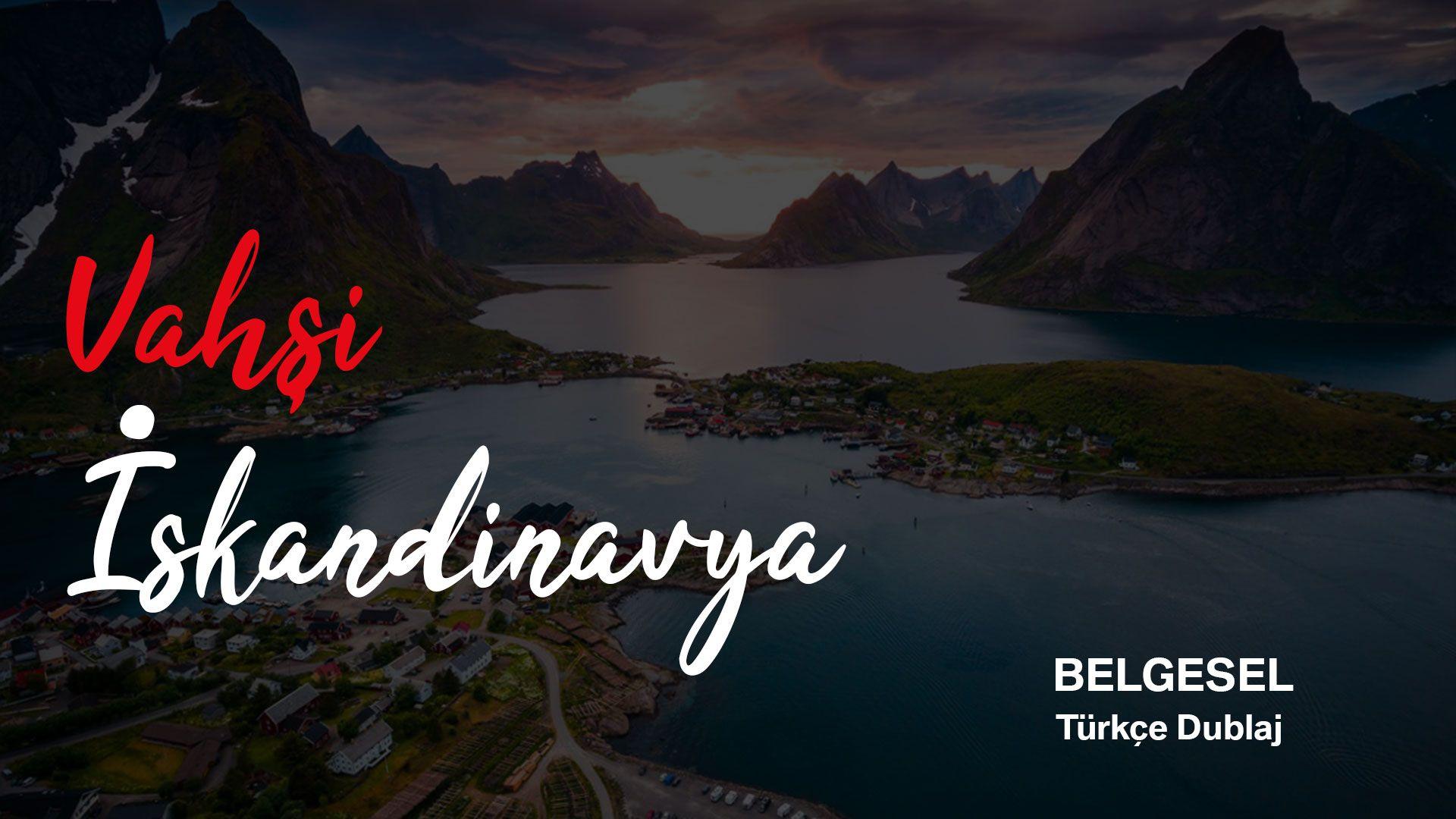 Vahşi İskandinavya Belgeseli - Türkçe Dublaj